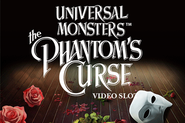 Universal Monsters The Phantom's Curse Video Slot™